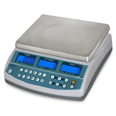 Intelligent Weighing® IDC-12 Counting Scale      (12 lb. x 0.0002 lb.)