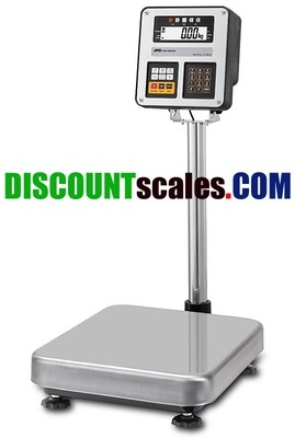 A&D Weighing® HW-100KCEP Explosion-Proof Scale {200 lb. x 0.02 lb.}