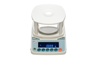 A&D Weighing® FX-120i Milligram Balance  (122g. x 1.0mg.)