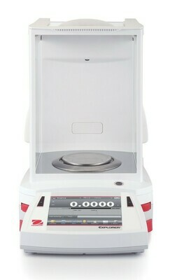 Ohaus® EX125D Semi-Micro Explorer™ Balance  |  (52g. x 0.01mg. + 120g. x 0.1mg.)