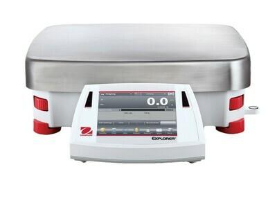 Ohaus® EX12001 High-Capacity Explorer™ Balance    (12Kg. x 0.1g.)