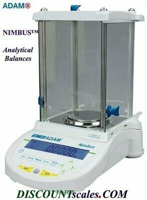 Adam Equipment® Nimbus™ ANALYTICAL Balances SPECIAL PRICING!