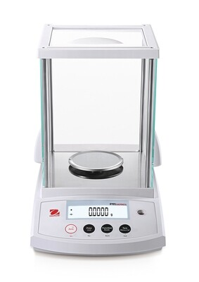Ohaus® PR64/E Analytical Balance (62g. x 0.1mg.)