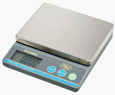 Yamato® PLS-2500 Lab Scale   (2500g. x 0.5g.) ONLY $129!