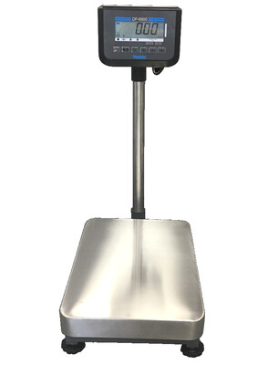 Yamato® DP-6900-150 Bench Scale   (150 lb. x 0.05 lb.) -  'NTEP Approved' ONLY $498!