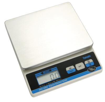 Yamato® DKS-3002 Kitchen Scale   (1000g. x 1.0g. + 2000g. x 2.0g.) ONLY $78!