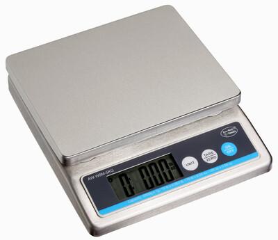 Yamato® AW-WSM-5kg Washdown Portion Control Scale (10 lb. x 0.002 lb.) ONLY $119!