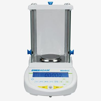 Adam Equipment® NBL 214e Nimbus™ Analytical Balance  (210g. x 0.1mg.)