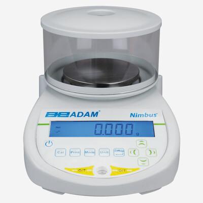 Adam Equipment® NBL 623e Nimbus™ Milligram Balance     (620g. x 1.0mg.)