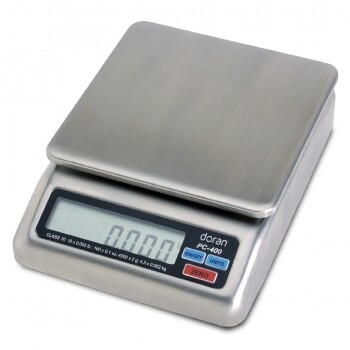 Doran® PC400-02LFT Portion Control Scale  (1000g. x 0.5g.)
