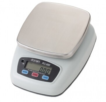 Doran® PC500-C50 Washdown Portion Control Scale  (50 lb. x 0.02 lb.)