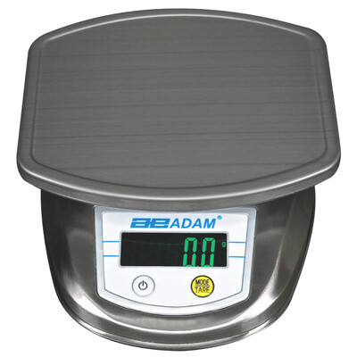 Adam Equipment Astro® ASC 4000 Compact Portioning Scale     (4000g. x  0.5g.)