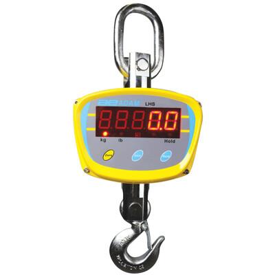 Adam Equipment® LHS 4000a Crane Scale  (4000 lb. x 1.0 lb.)