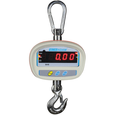 Adam Equipment® SHS 100a Crane Scale  (100 lb. x 0.02 lb.)