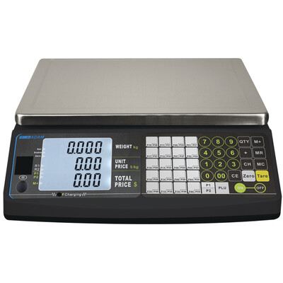 Adam Equipment Raven® RAV 60Da Price Computing Scale  (60.0 lb. x 0.02 lb.)