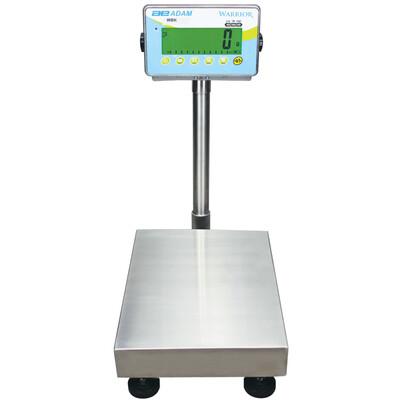 Adam Equipment® WBK 165a Washdown Scale     (165 lb. x 0.01 lb.)