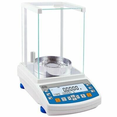 Radwag® AS 82/220.R2 Analytical Balance       (82g. x 0.01mg.  + 220g. x 0.1mg.)