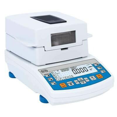 Radwag® MA 50.R Moisture Analyzer  (50g. x 1.0mg.)