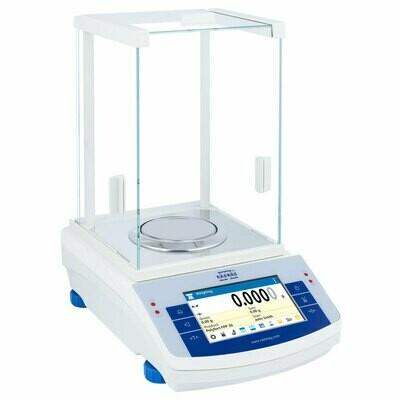 Radwag® AS 82/220.X2  Analytical Balance     (82g. x 0.01mg. + 220g. x 0.1mg.)