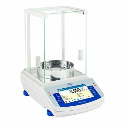 Radwag® AS 220.X2 Analytical Balance       (210g. x 0.1mg.)
