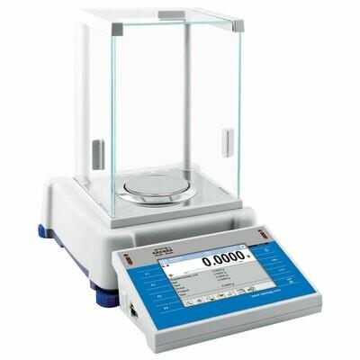 Radwag® AS 510.3Y Analytical Balance     (510g. x 0.1mg.)
