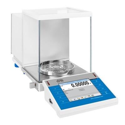 Radwag® XA 120/250.4Y.A Semi-Micro Balance      (120g. x 0.01mg.)
