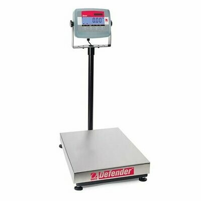 Ohaus® D31P150BL Defender™ 3000 Bench Scale   (330 lb. x 0.05 lb.)