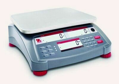 Ohaus® RC41M15 Ranger™ 4000 Counting Scale (15,000g. x 0.5g.)