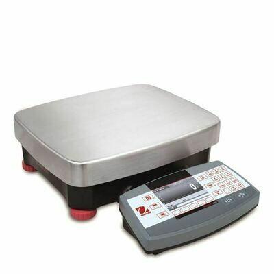 Ohaus® R71MHD6 Ranger™ 7000 Compact Bench Scale (15 lb. x 0.02g.)