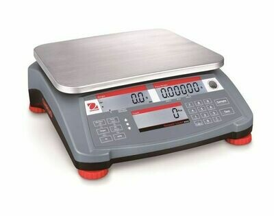 Ohaus® RC31P3 Ranger™ 3000 Counting Scale (6.0 lb. x 0.0002 lb.)