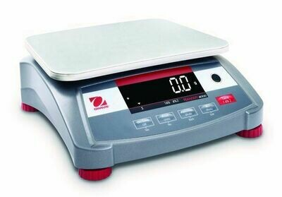 Ohaus® R41ME15 Ranger™ 4000 Compact Bench Scale (15,000g. x 0.5g)