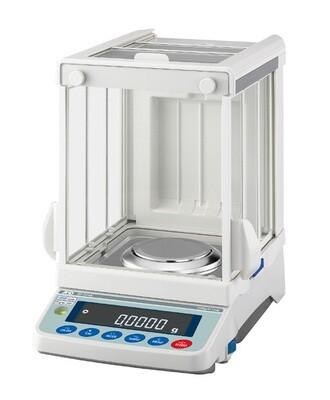 A&D Weighing® GF-124A Apollo™ Analytical Balance    (122g. x 0.1mg.)