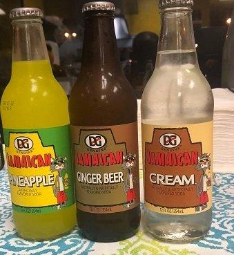D&G Jamaican Soda