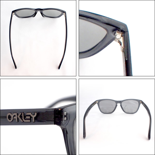 5e258ce9b48 OAKLEY FROGSKINS LX. Dark Ash. Light Grey Polarized
