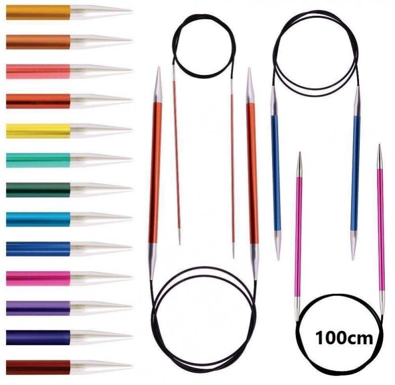 Knit Pro Rundstricknadel 100cm/ 3.5 mm