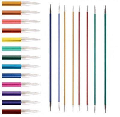 Knit Pro Zing Nadelspiel 20cm / 2.0mm