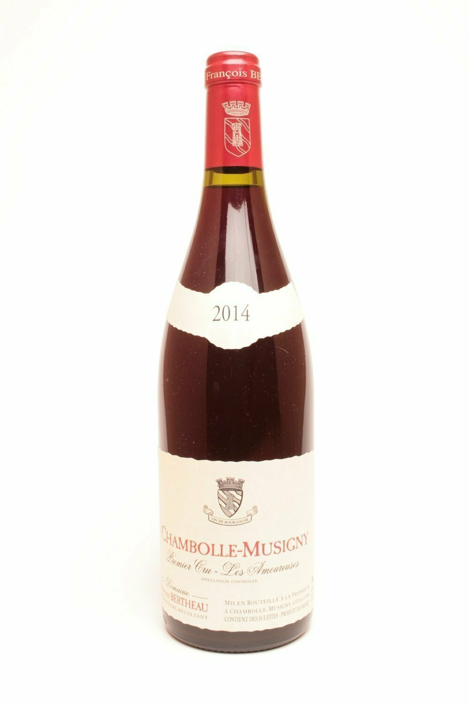 Domaine François Bertheau Chambolle-Musigny 1°cru Les Amoureuses 2014