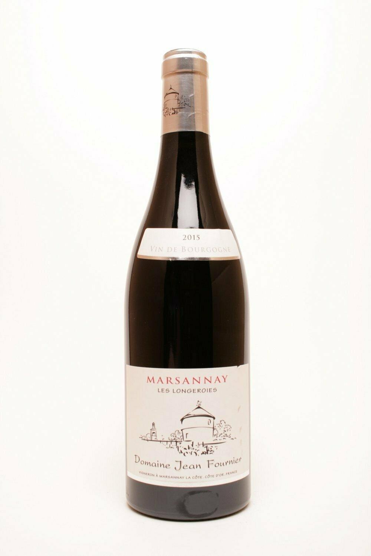 Domaine Jean Fournier Marsannay Les Longeroies 2017