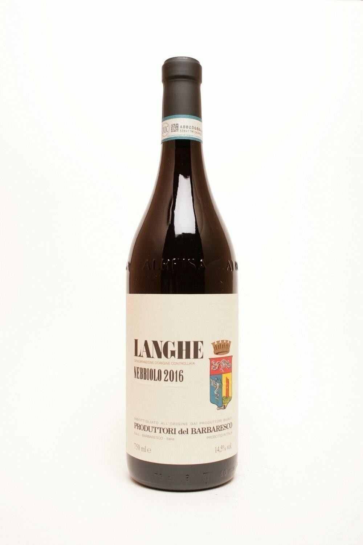 Produttori del Barbaresco Langhe, Nebbiolo 2016
