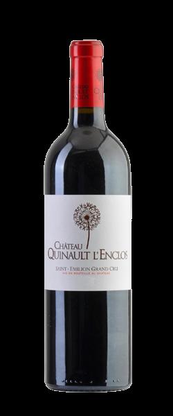 Château Quinault l'Enclos Saint-Emilion Grand Cru Classé 2016