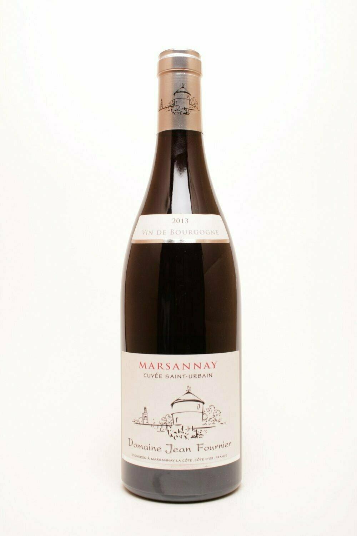 """Domaine Jean Fournier Marsannay """"Cuvée Saint Urbain"""" 2013"""