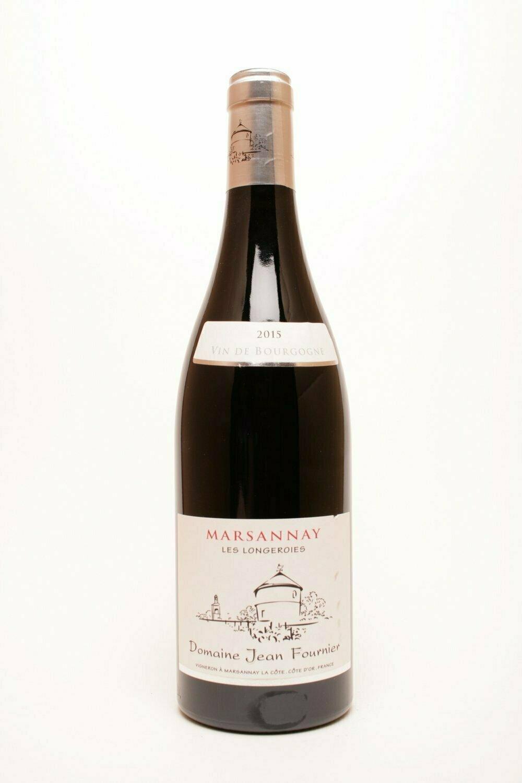 Domaine Jean Fournier Marsannay Les Longeroies 2015