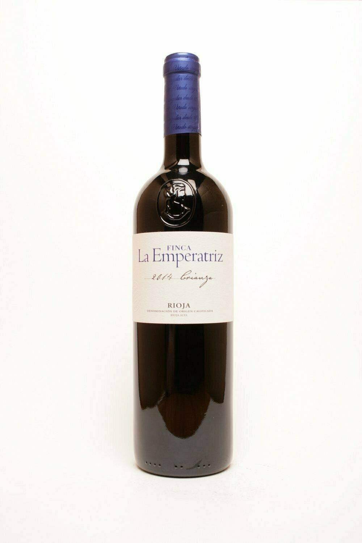 Finca la Emperatriz Rioja Crianza 2014