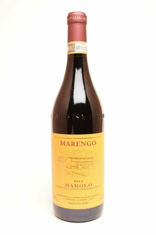 Mario Marengo Barolo 2014