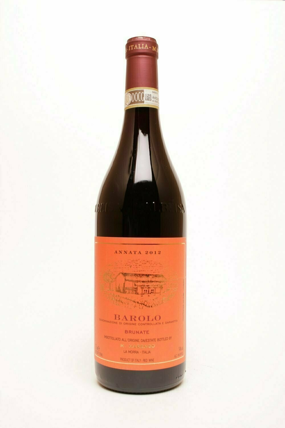 Mario Marengo Barolo Brunate 2011