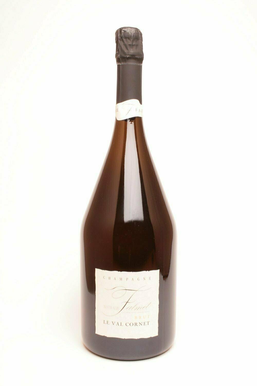 Nathalie Falmet Champagne Brut Le Val Cornet magnum