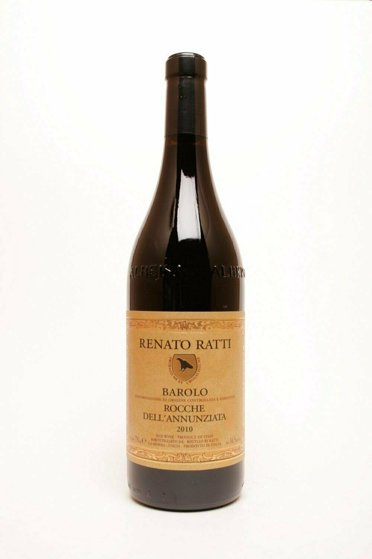 Renato Ratti Barolo Rocche dell' Annunziata 2010