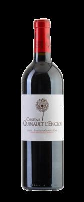 Château Quinault l'Enclos Saint-Emilion Grand Cru Classé 2016  case of 6
