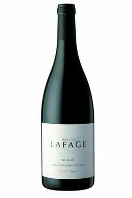 Domaine Lafage Côtes Catalanes Cuvée Nicolas Vieilles Vignes 2013