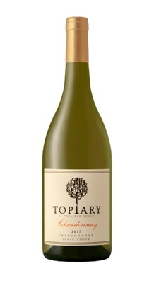 Topiary Franschhoek Chardonnay 2017